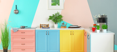 Colours for Kitchens